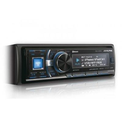 רדיו דיסק לרכב Alpine CDA-137BTI