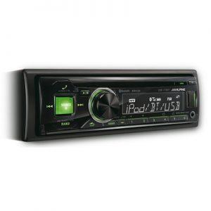 רדיו דיסק לרכב Alpine CDE-173BT
