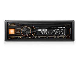 רדיו דיסק לרכב Alpine CDE-180RM
